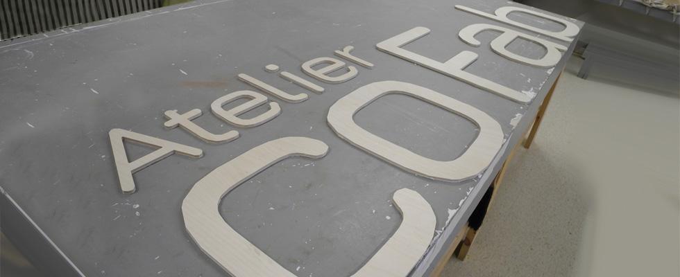 Atelier CoFab - Ouverture prochaine