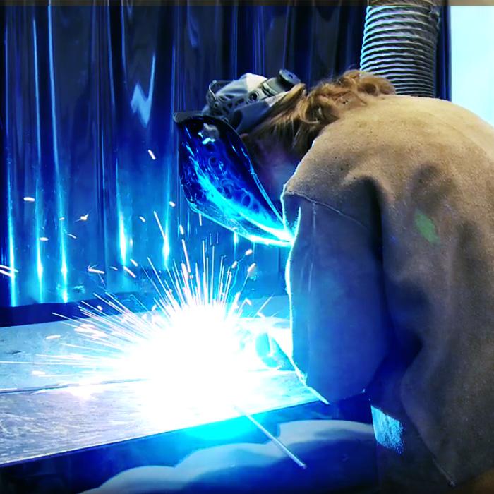 Arts visuels - Laboratoire de métal