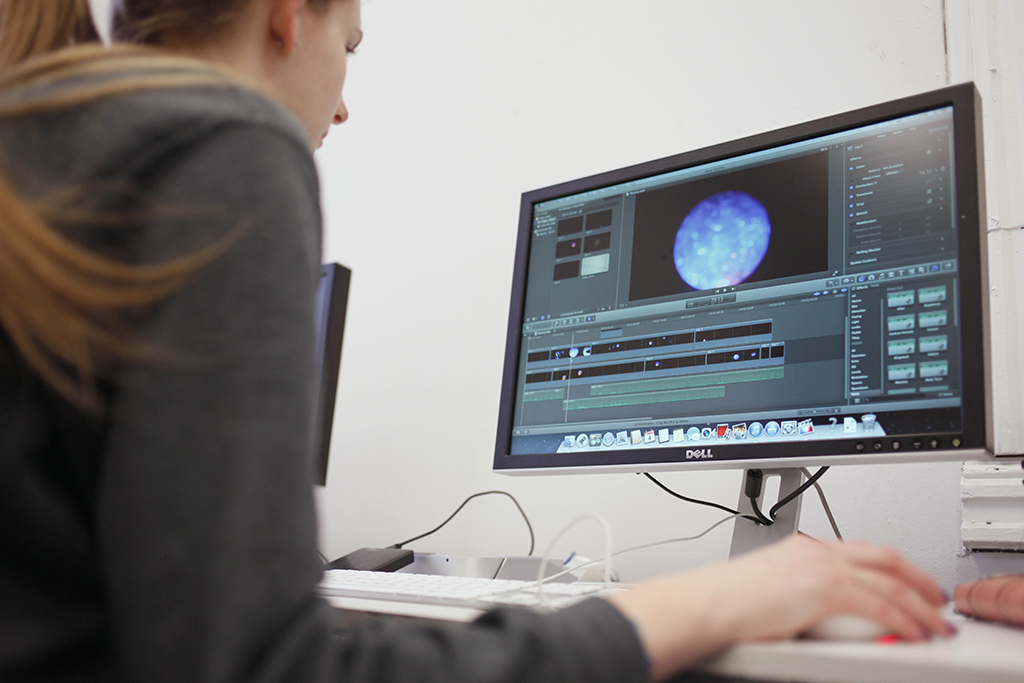 Digital Lab Video editing