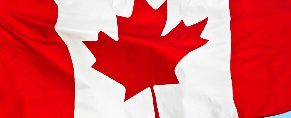 Canada - Drapeau