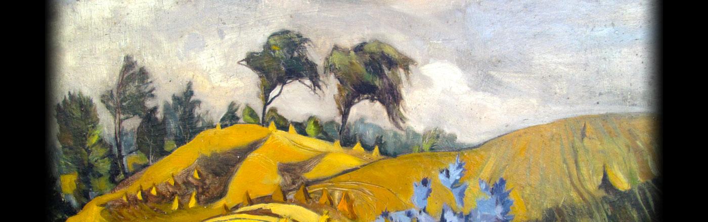 Stylized Fields - John Anderson