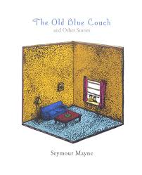 The Old Blue Couch