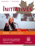 Initiatives – Fall 2012