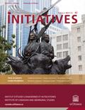 Initiatives – Fall 2013