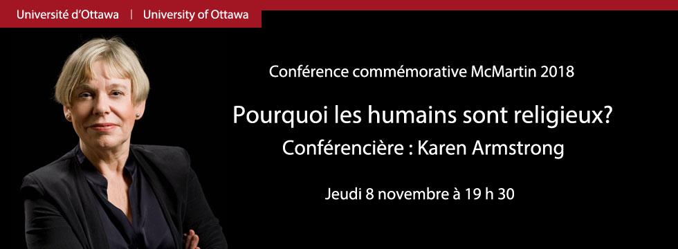 Karen Armstrong - Conférence