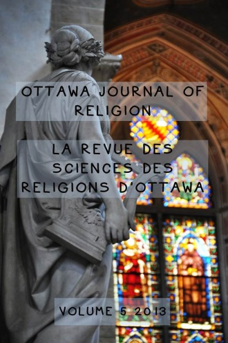 Ottawa Journal of Religion
