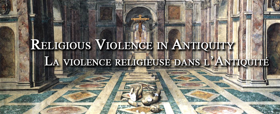 Religious Violence in Antiquity - Image