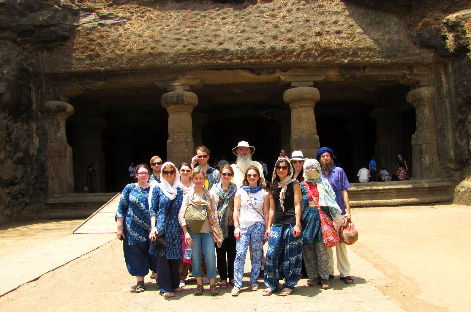 Elephanta Caves India
