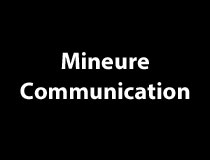 Mineure en communication