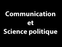 Programme communication et science politique