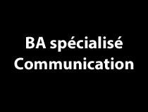 BA spécialisé en communication