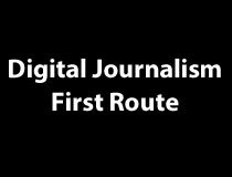 Digital Journalism - First route