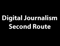Digital Journalism - Second route
