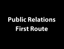 Public Relations - First Route