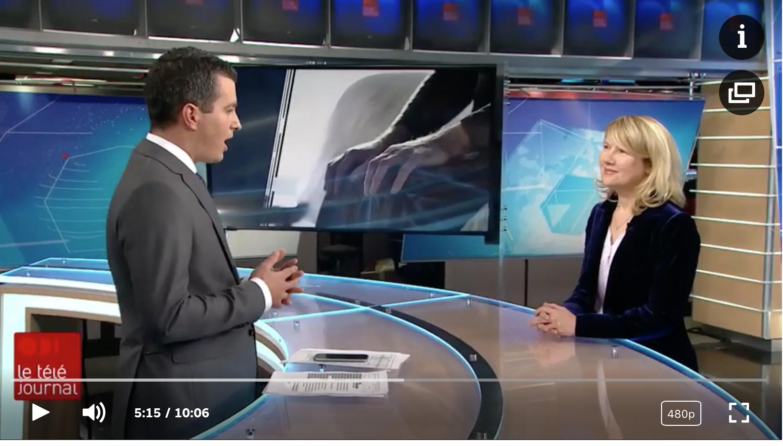 Interview Martine Lagacé