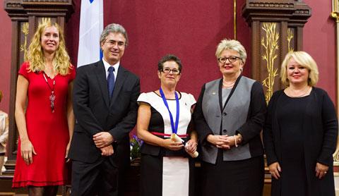 Membre du comité exécutif de la Ville de Québec