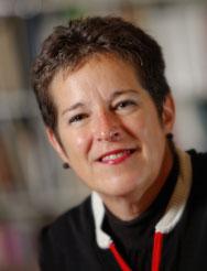 Anne Gilbert, Directrice (CRCCF)
