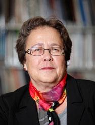 Colette Michaud, Responsable des publications et des communications (CRCCF)
