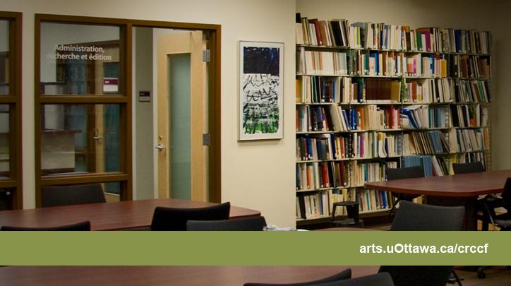 Image de la salle de référence du CRCCF