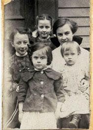 Enfants de Charles Roger Daoust et d'Emma Montmarquet