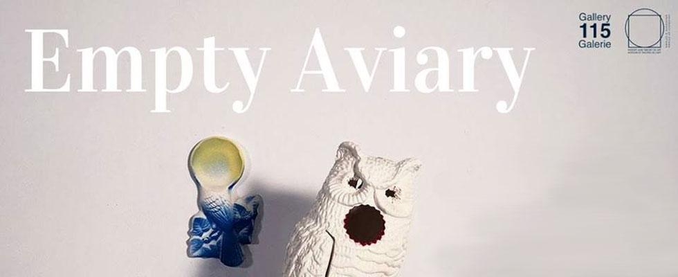 Galerie 115 - Empty Aviary