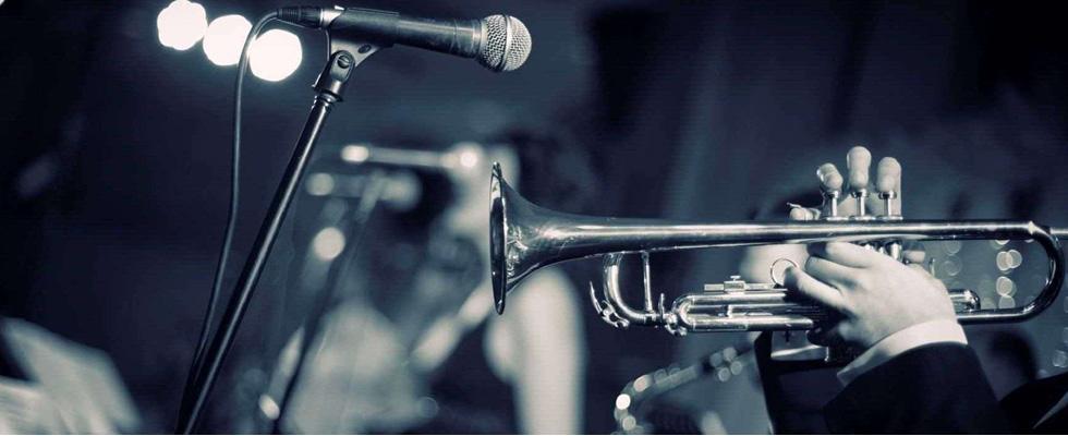 Photo d'une trompette