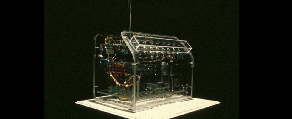 Jean Gagnon - La présence d'œuvres d'art numérique dans les collections et les expositions du Musée des beaux-arts du début des années 70 aux années 90