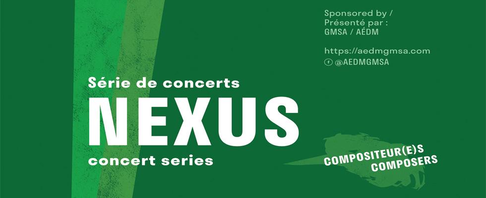 Série de concerts NEXUS