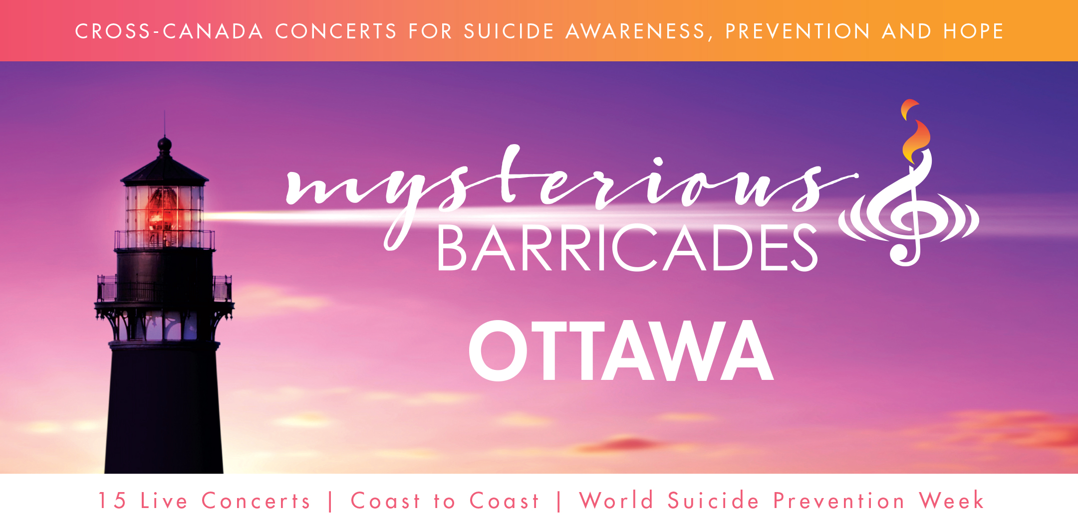 Banner pour « Mysterious Barricades »