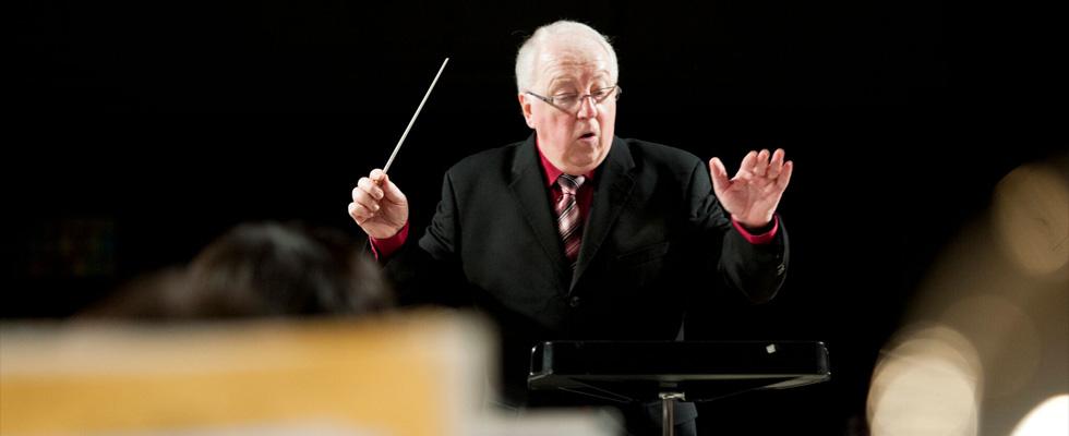 Harmonie de l'Université d'Ottawa dirigé par Daniel Gress