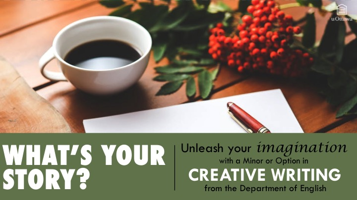 New Creative Writing Programs