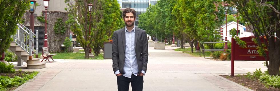 Cameron Anstee - Graduate Student