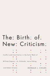 The Birth of New Criticism