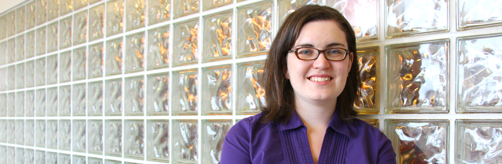 Gillian Portt - Graduate student
