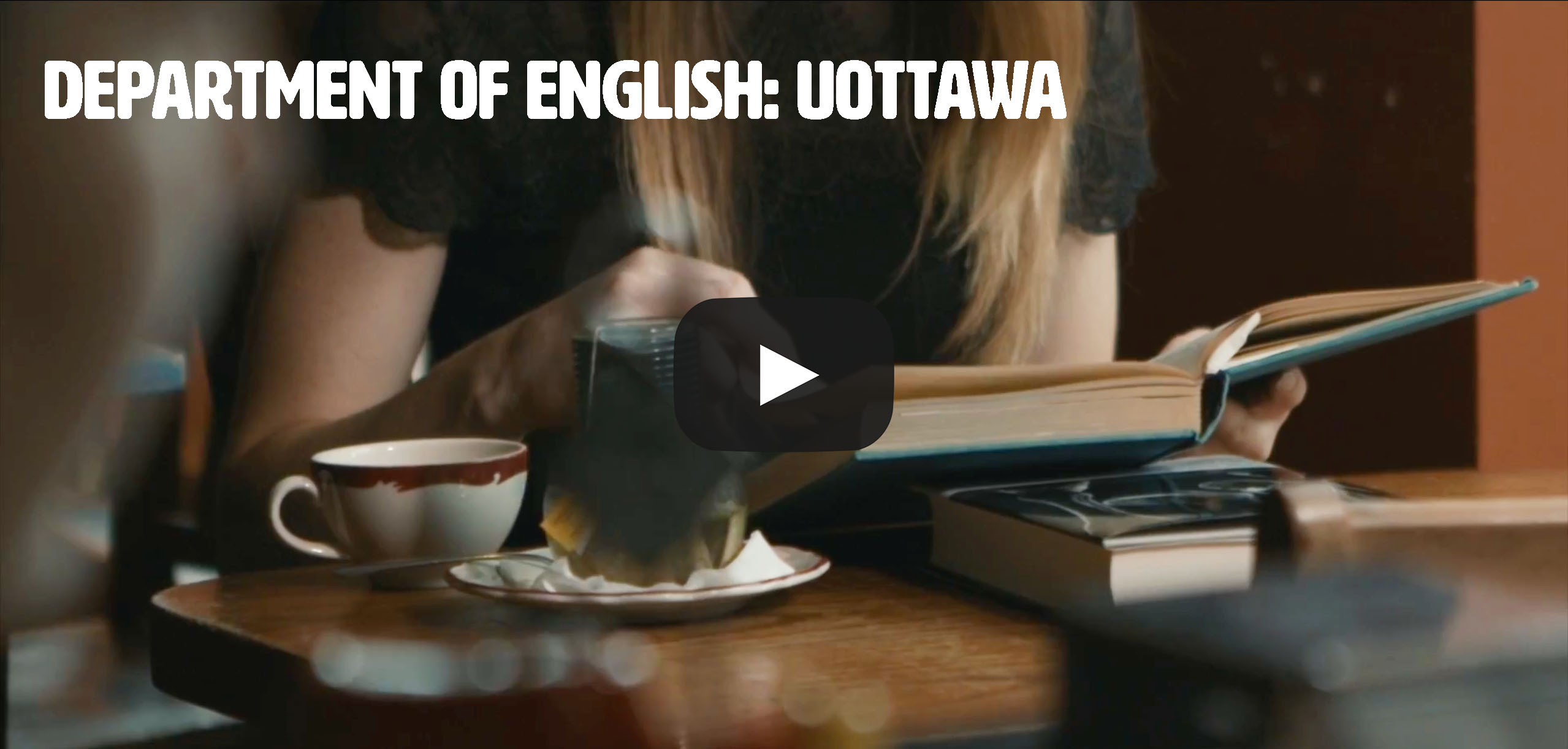About | Department of English | University of Ottawa