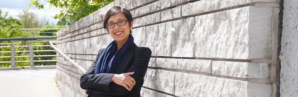 Tania Aguila-Way - Graduate Student