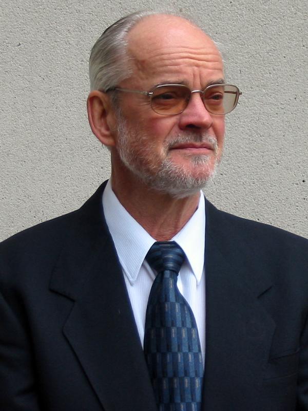 Barry Wellar