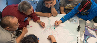 Nos étudiantes et étudiants aux études supérieures mènent des recherches sur une vaste gamme de sujets en géographie, en environnement et en géomatique
