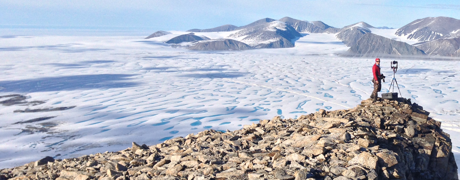 Photo of Milne Ice Shelf
