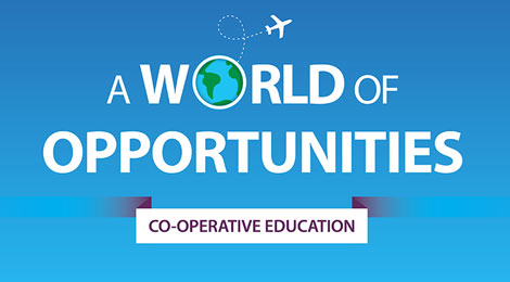 Co-operative Education Programs - COOP