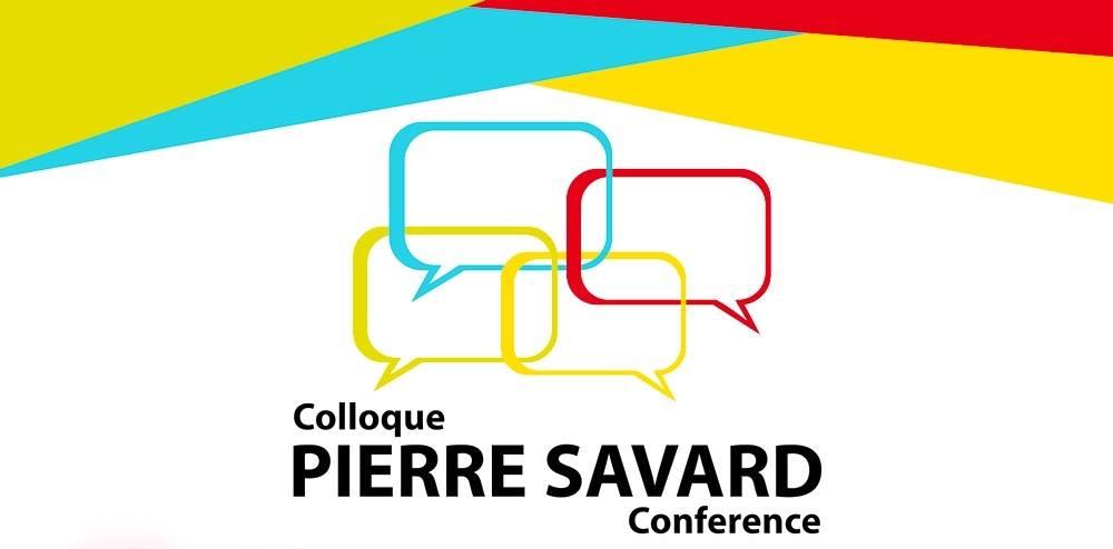 Pierre Savard Conference header