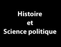 B.A. spécialisé bidisciplinaire en histoire et science politique