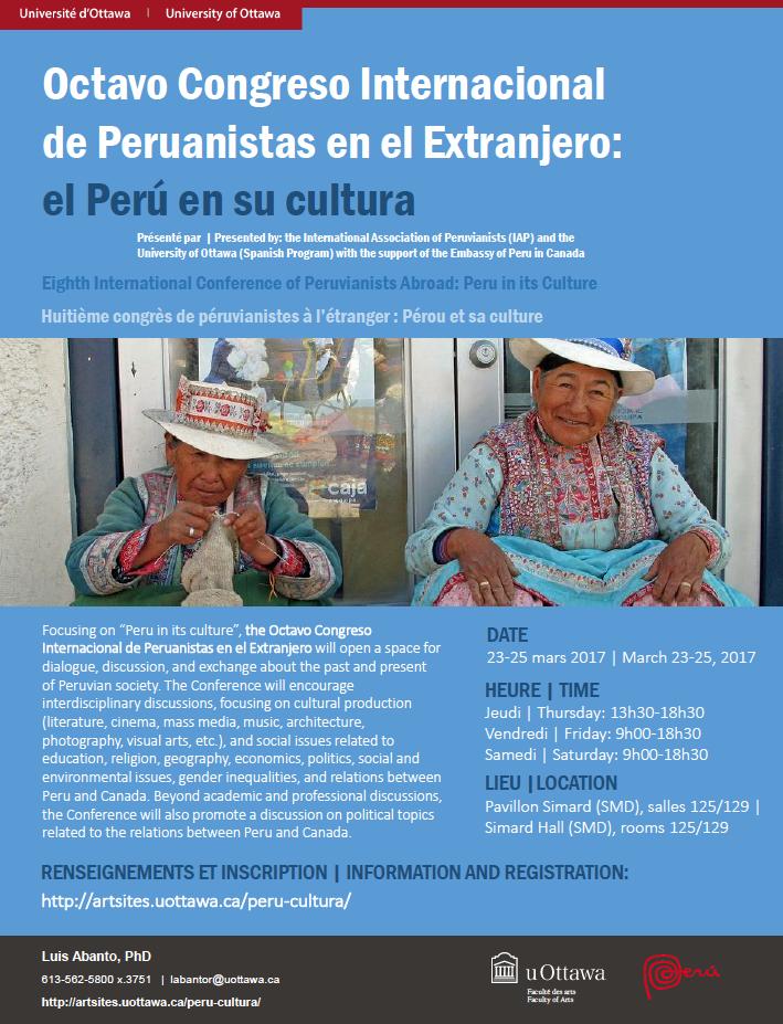 Peru in its Culture / Le Pérou et sa culture