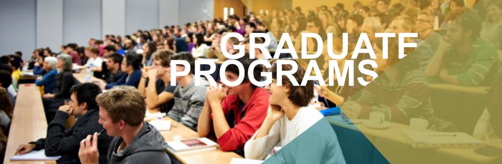 Graduate Programs EN
