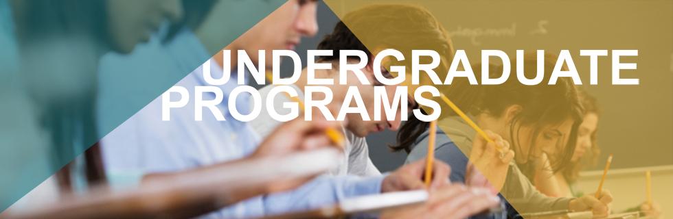 Undergraduate Programs EN