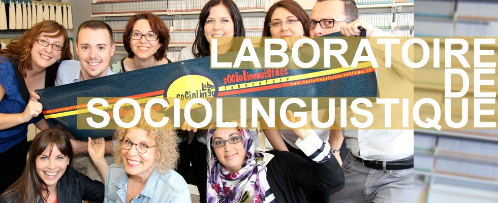 Laboratoire de sociolinguistique