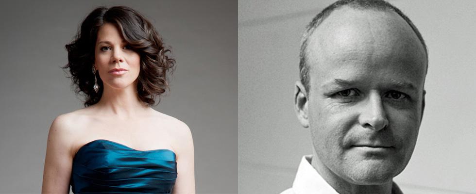 Photos of Allyson McHardy and Graham Cozzubbo