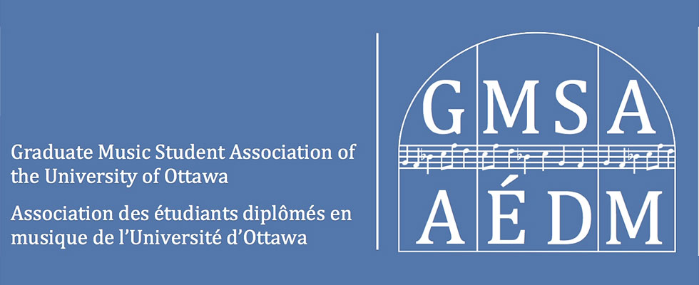 Graduate Music Student Association of University of Ottawa
