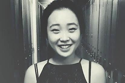 Jaewon smiling