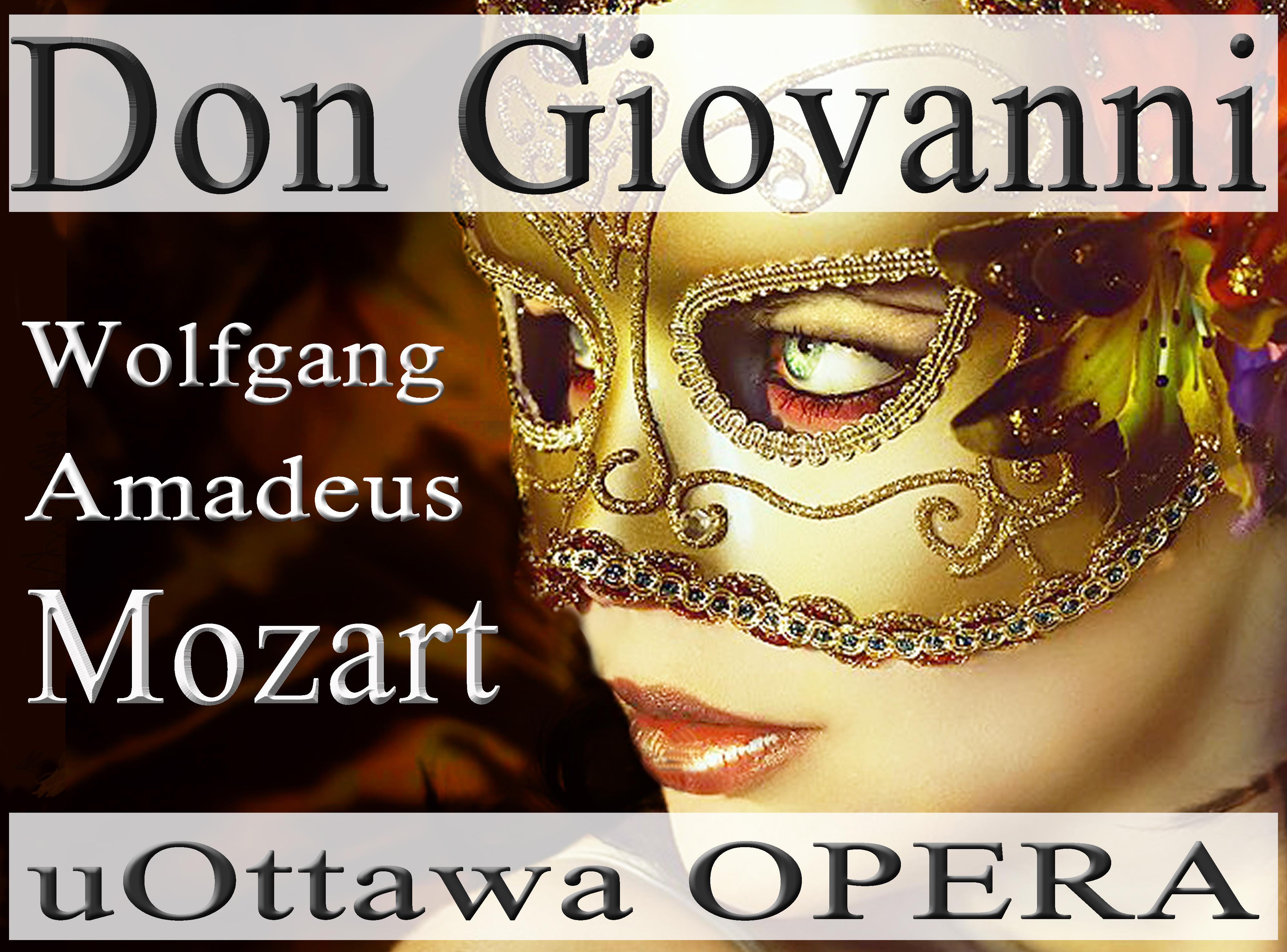 Don Giovanni - Wolfgang Amadeus Mozart - uOttawa Opera
